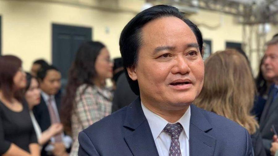 Bộ trưởng GD&ĐT: Chủ tịch tỉnh kiêm hiệu trưởng chỉ là giải pháp tình thế