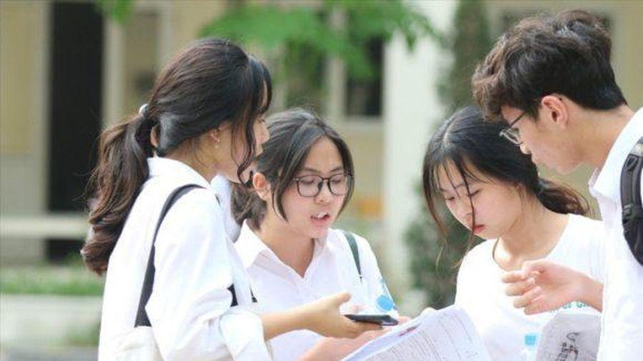 Cấp Giấy chứng nhận hoàn thành chương trình phổ thông được áp dụng từ 1/7/2020