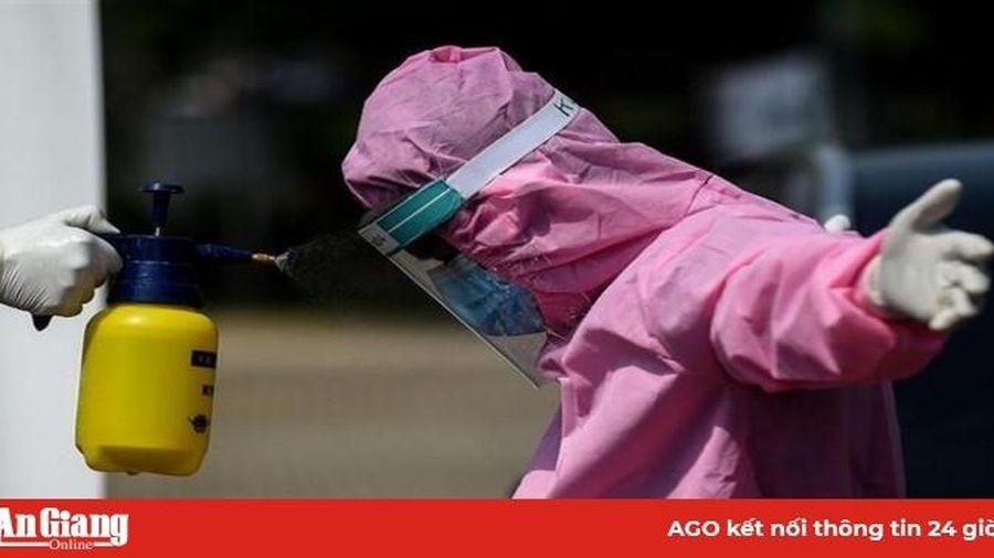 Diễn biến COVID-19 tới 6 giờ sáng 23-5: Thế giới gần 5,3 triệu ca bệnh, Brazil vượt Nga đứng thứ 2