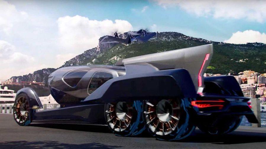 Đây đã là chiếc xe bay hoàn hảo cho tương lai chưa?