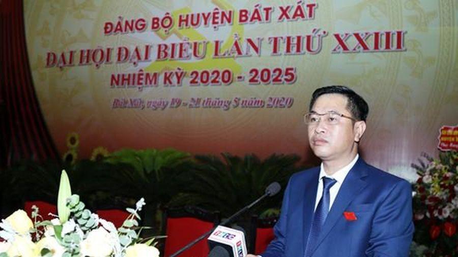 Đại hội điểm cấp huyện tỉnh Lào Cai