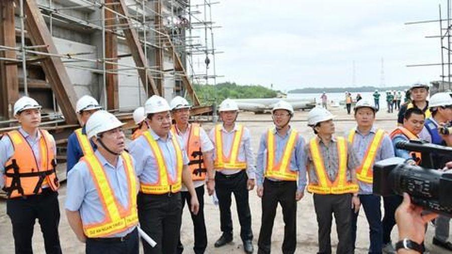 TPHCM: Dự án chống ngập gần 10.000 tỷ dự kiến vận hành tháng 10/2020