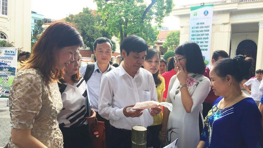 Hà Nội đẩy mạnh phát triển hệ thống truy xuất nguồn gốc nông sản
