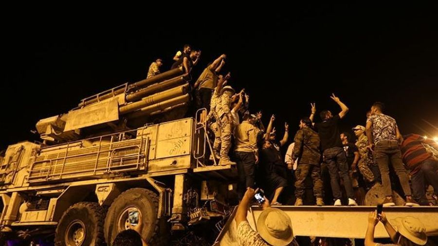 Libya: Khoảng 1.600 lính đánh thuê chạy khỏi Tripoli