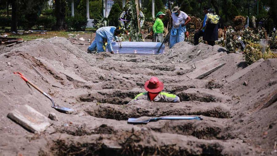 Hơn 8.000 người tử vong bất thường ở Mexico