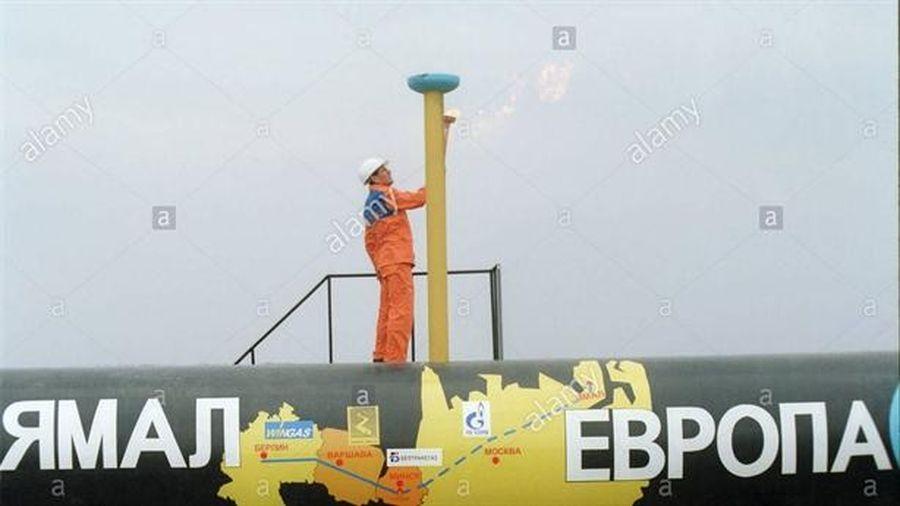 Nga cắt một dòng chảy khí đốt sang châu Âu