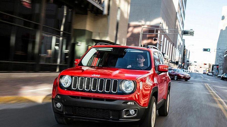 Jeep Renegade 2020 mới từ 753 triệu đồng ra mắt Đông Nam Á