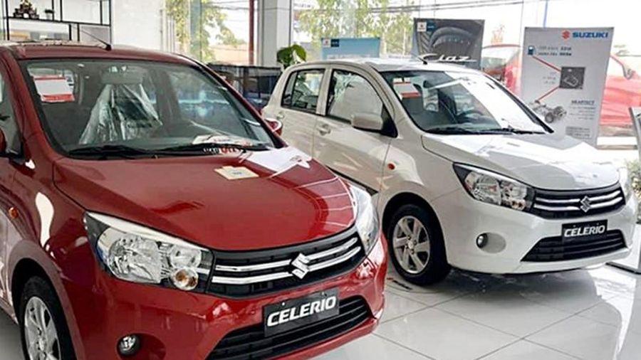 Suzuki tại Việt Nam ngừng bán Celerio, có thể do 'ế'?