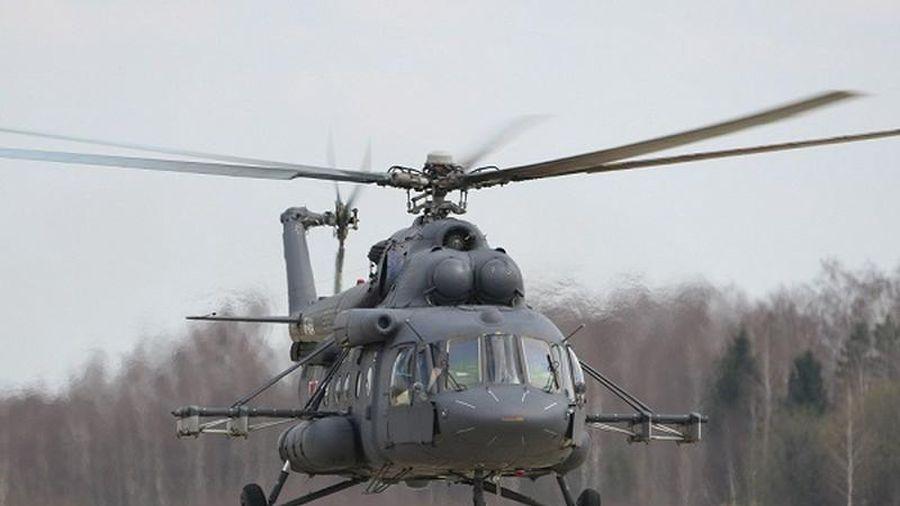 Trực thăng Mi-8 Nga lại rơi làm 4 người chết: Tình trạng báo động?