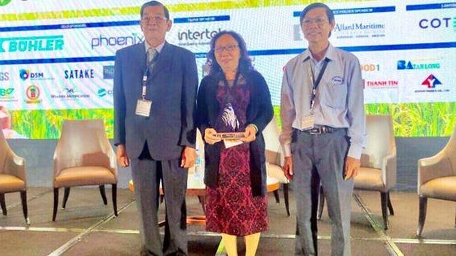 Thành viên nhóm lai tạo 'Gạo ngon nhất thế giới' làm Phó Giám đốc Sở NN&PTNT