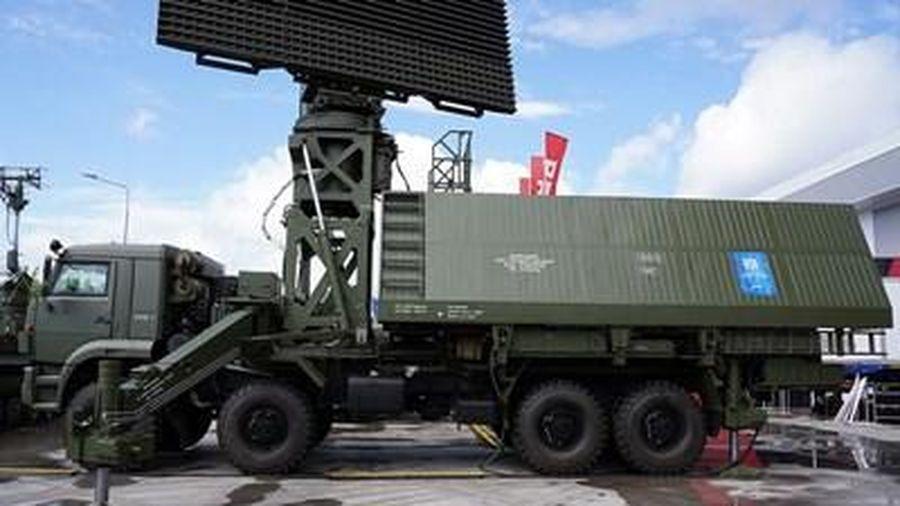 Nga chào bán trạm radar di động 'khủng' có thể theo dõi cùng lúc 1.000 mục tiêu