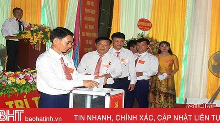 Hà Linh phấn đấu đạt chuẩn xã nông thôn mới vào năm 2023