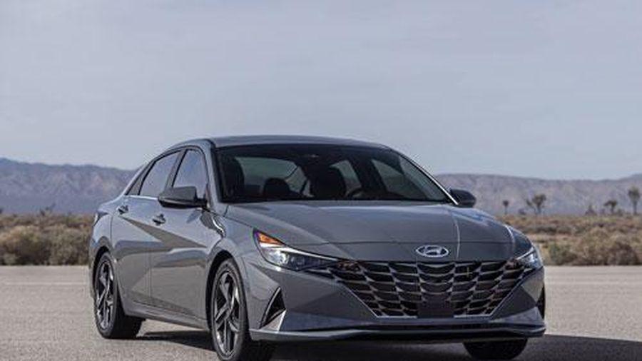 Chi tiết sedan siêu tiết kiệm xăng của Hyundai, cạnh tranh với Toyota Corolla