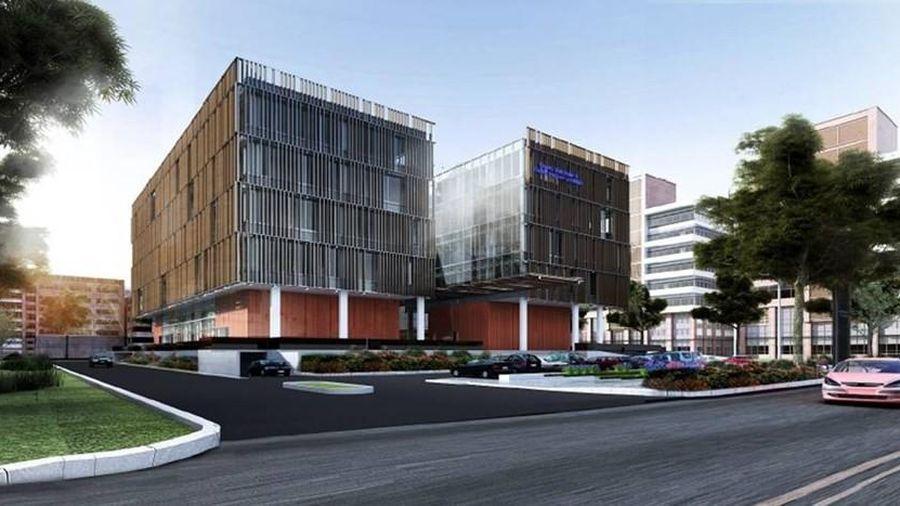 Công ty CP Xây dựng số 5 trúng gói thầu 133 tỷ đồng xây Trung tâm Pháp y TP.HCM