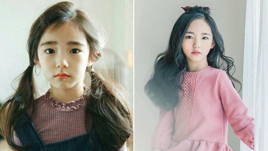 'Cô bé xinh nhất thế giới' không thể phát triển chiều cao vì sử dụng mỹ phẩm quá sớm