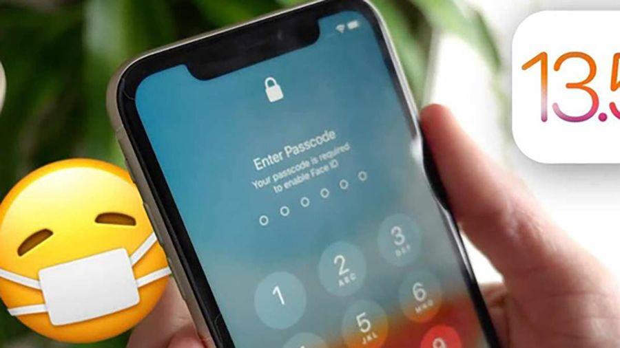 iPhone giờ mở khóa FaceID ngay cả khi đeo khẩu trang, đây là những gì bạn cần làm