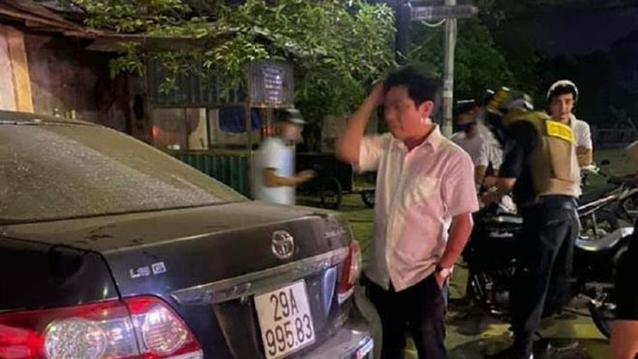 Vụ Trưởng ban Nội chính Thái Bình gây tai nạn chết người: Đang làm đúng quy trình