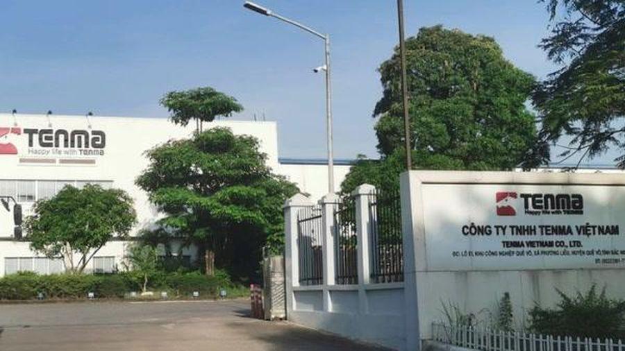 Tổng Cục thuế thông tin về nghi vấn hối lộ của công ty Tenma Việt Nam