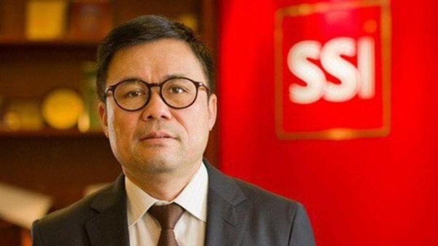 Ông Nguyễn Duy Hưng thôi làm Chủ tịch SSIAM, người lên thay là ông Nguyễn Mạnh Hùng