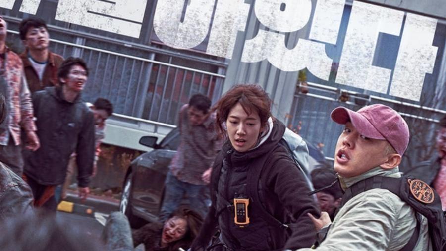 Sau 'Kingdom', bom tấn zombie của Yoo Ah In thu hút với trailer nghẹt thở