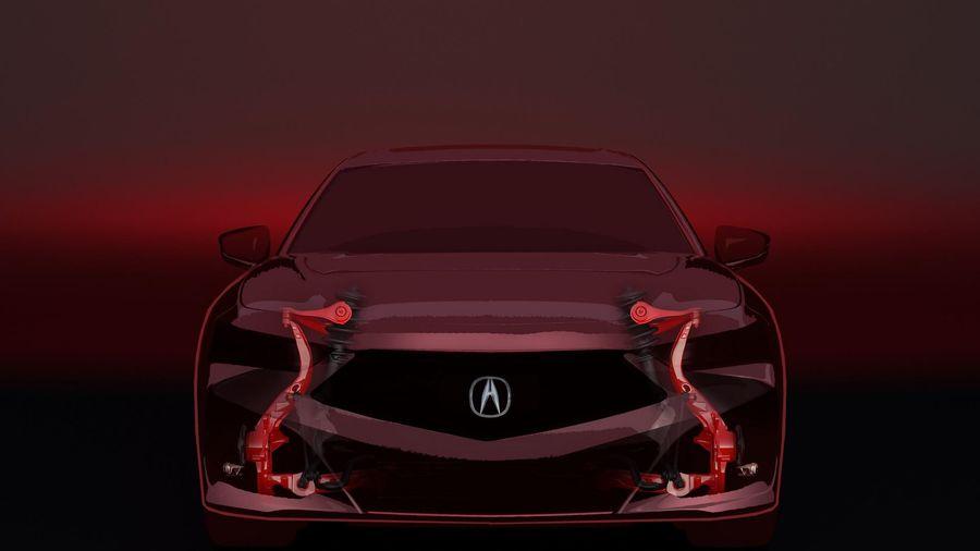Acura khoe xe thể thao tốt nhất từ trước tới nay