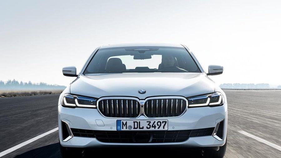 Đánh giá nhanh BMW 5-Series 2021 vừa ra mắt