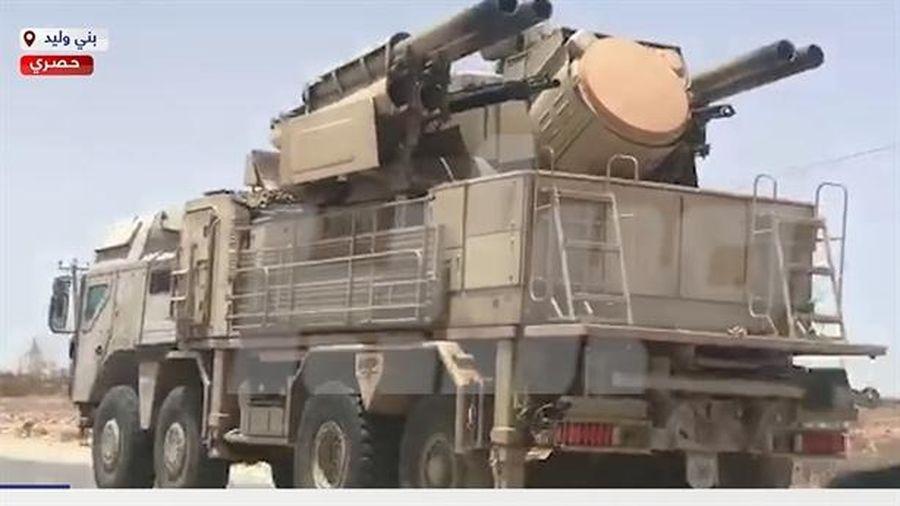 UAE chuyển thêm Pantsir-S1 cho LNA trong tình hình nóng