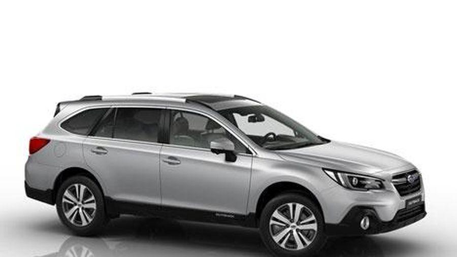 Xe ô tô Subaru Outback đang giảm giá 'sốc' 180 triệu đồng tại Việt Nam