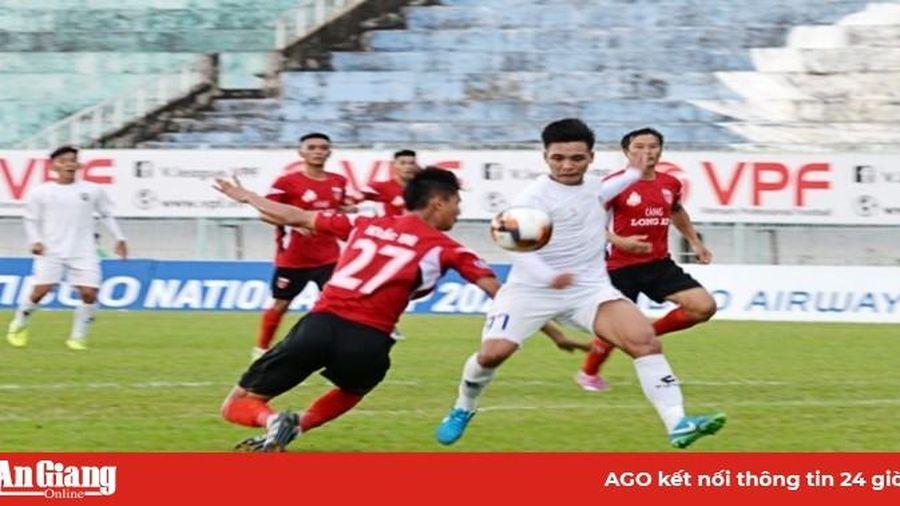 Vòng 1/8 Cúp Quốc gia 2020: An Giang nỗ lực vượt vũ môn