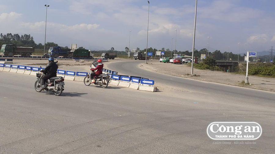 Tìm giải pháp gỡ vướng mắc trên cao tốc La Sơn - Túy Loan