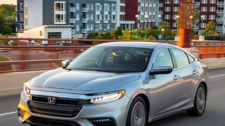 Honda ra mắt xe hybrid tiềm năng cạnh tranh thị trường