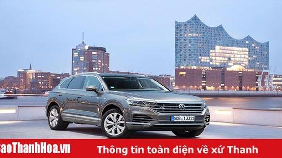 Volkswagen Touareg sắp đến tay khách hàng Việt Nam