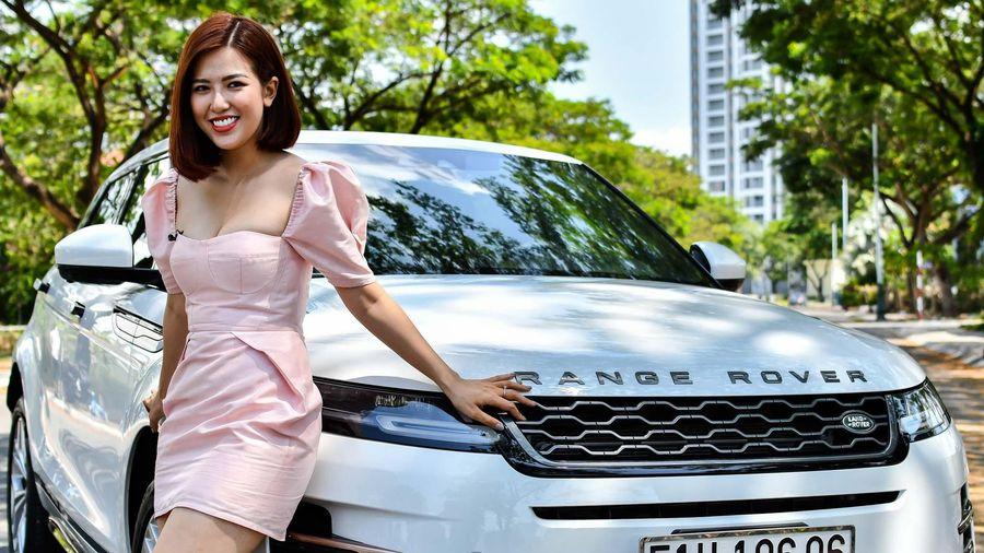 Đánh giá Range Rover Evoque 2020 - SUV hạng sang nhiều công nghệ