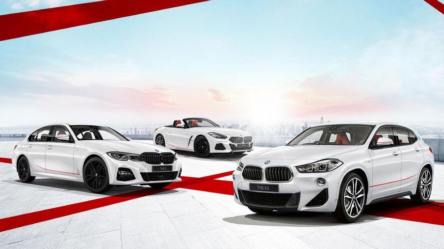 BMW ra mắt X2, 3-Series, và Z4 phiên bản đặc biệt 'hậu Covid-19'