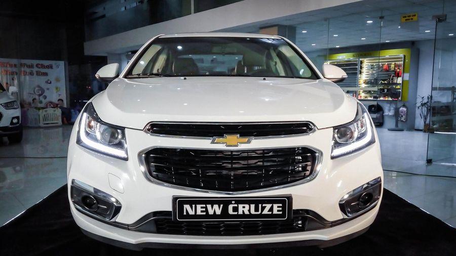VinFast triệu hồi 12.456 xe Chevrolet ở VN vì lỗi túi khí