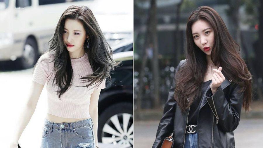 Sunmi được mệnh danh là nữ hoàng thời trang tại Hàn Quốc