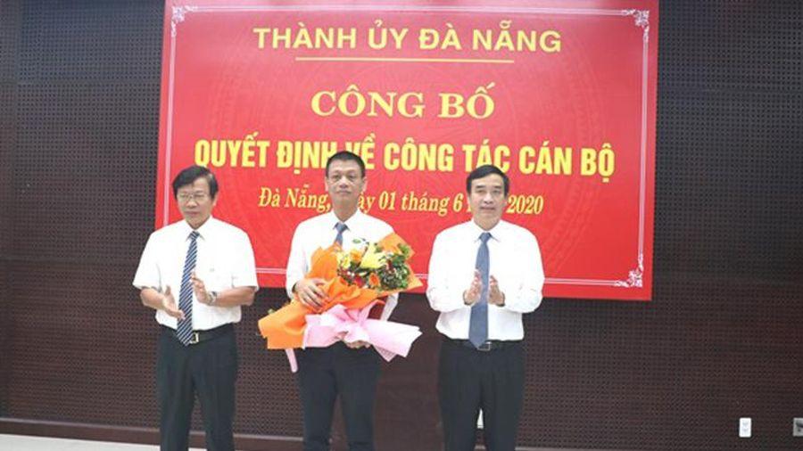 Đà Nẵng: Ông Nguyễn Hà Nam làm Phó Bí thư Huyện ủy Hòa Vang