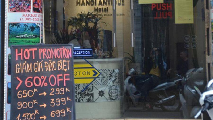 Tung nhiều chính sách khuyến mại phân khúc khách sạn du lịch vẫn ế ẩm