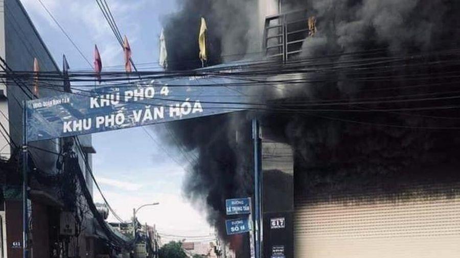 7 người mắc kẹt trong nhà cháy ở TP HCM: Cách thoát nạn khi hỏa hoạn?