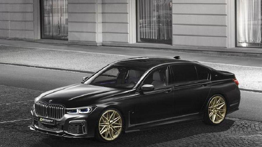 Xem dân chơi Ba Lan nâng cấp siêu sedan BMW M760Li xDrive