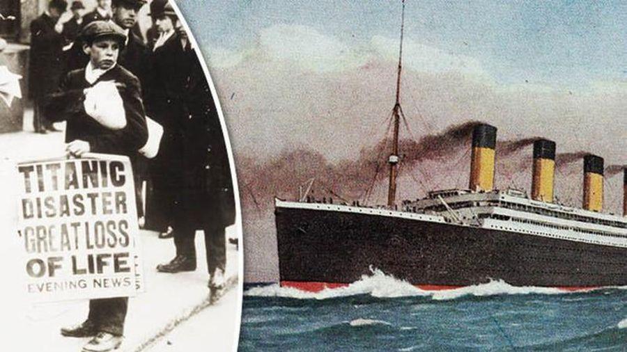 Sau 108 năm, 'báu vật' nào sắp được trục vớt từ tàu Titanic?