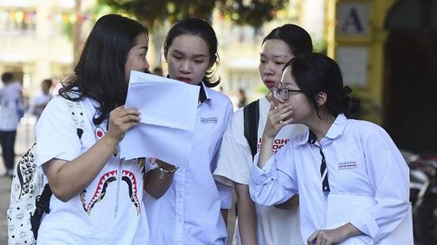 Những mốc thời gian quan trọng trong xét tuyển đại học 2020