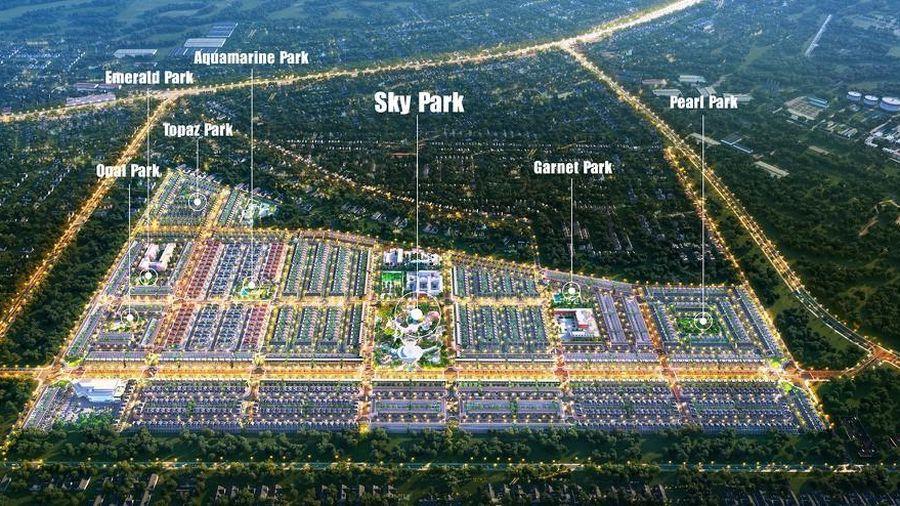 'Siêu phẩm' Gem Sky World bùng nổ thị trường BĐS Long Thành