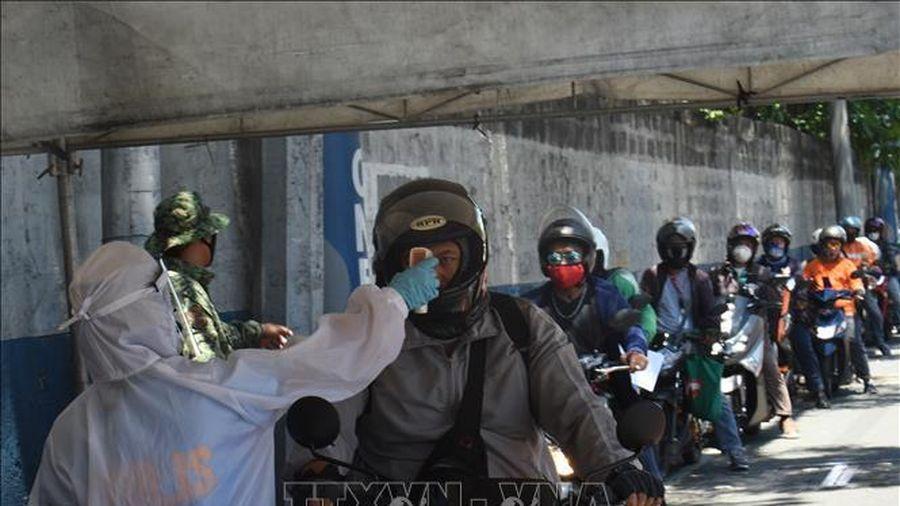 Thủ đô Manila của Philippines mở cửa trở lại