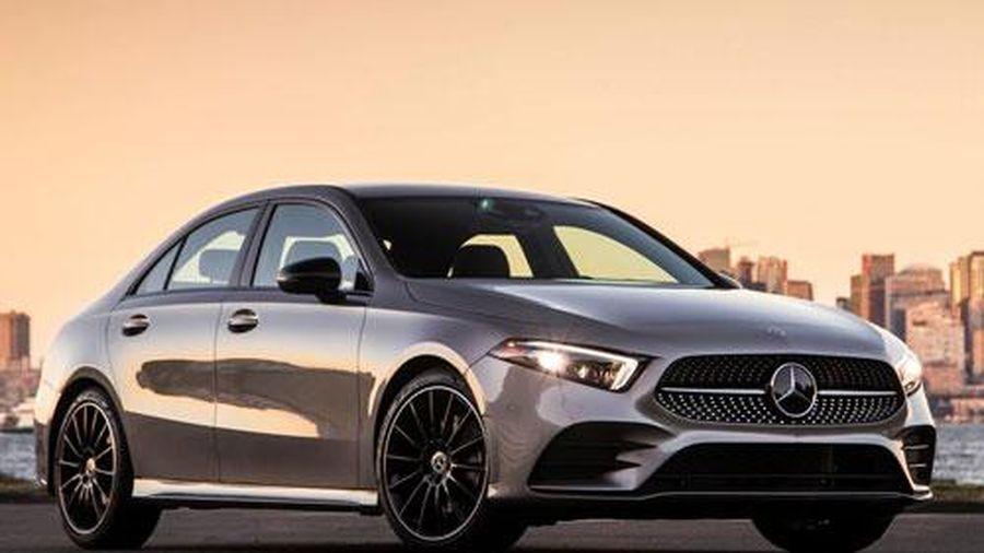 Top 10 xe sedan hạng sang cỡ nhỏ tốt nhất năm 2020: Mercedes-Benz A-Class số một