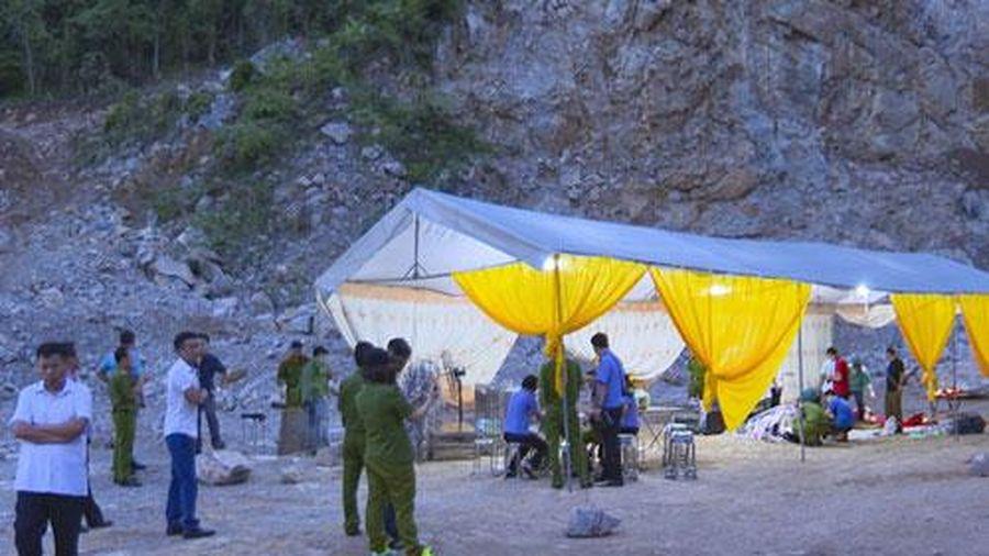 Điện Biên: Tai nạn nghiêm trọng tại mỏ đá, 2 người tử vong, 1 người mất tích