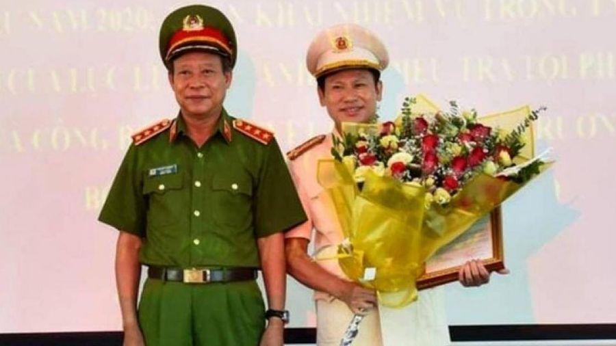 Phó giám đốc Công an Hà Nội làm Cục trưởng Điều tra ma túy