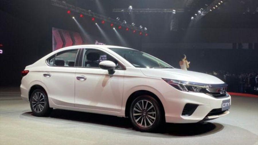 Bảng giá xe ô tô Honda tháng 6/2020: Tập trung mũi nhọn Honda City 2020