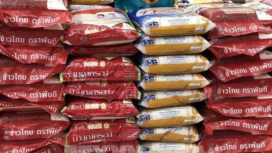 Xuất khẩu gạo Thái Lan gặp bất lợi về giá