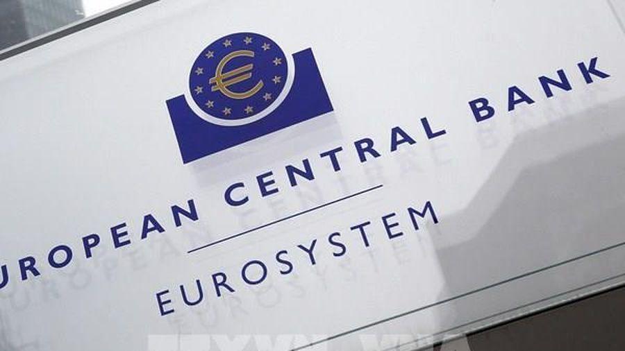 ECB có thể bổ sung tối thiểu 500 tỷ euro vào Chương trình khẩn cấp mua trái phiếu